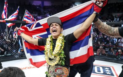 MMAjunkie's 2018 'Breakout Fighter of the Year': Ilima-Lei Macfarlane