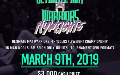 Ultimate Mat Warriors 4