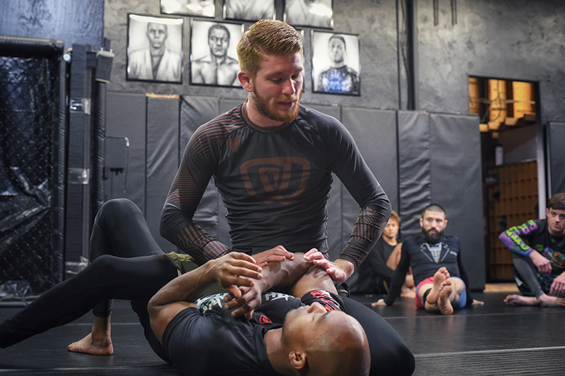 10th Planet San Diego Jiu Jitsu Gabe Tuttle